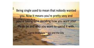 Carrie Quote-SIngle